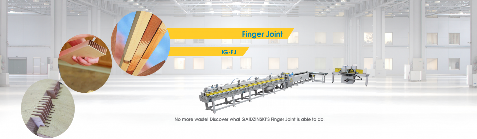 Finger Jointers